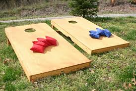 Cornhole Game rental